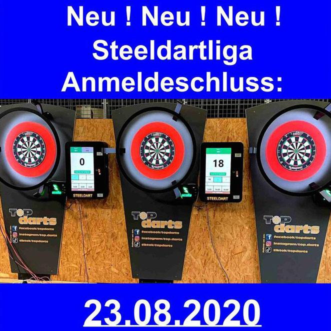 Steel Dart Liga Herbst 2020